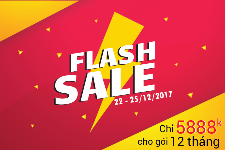 Flash sale 01