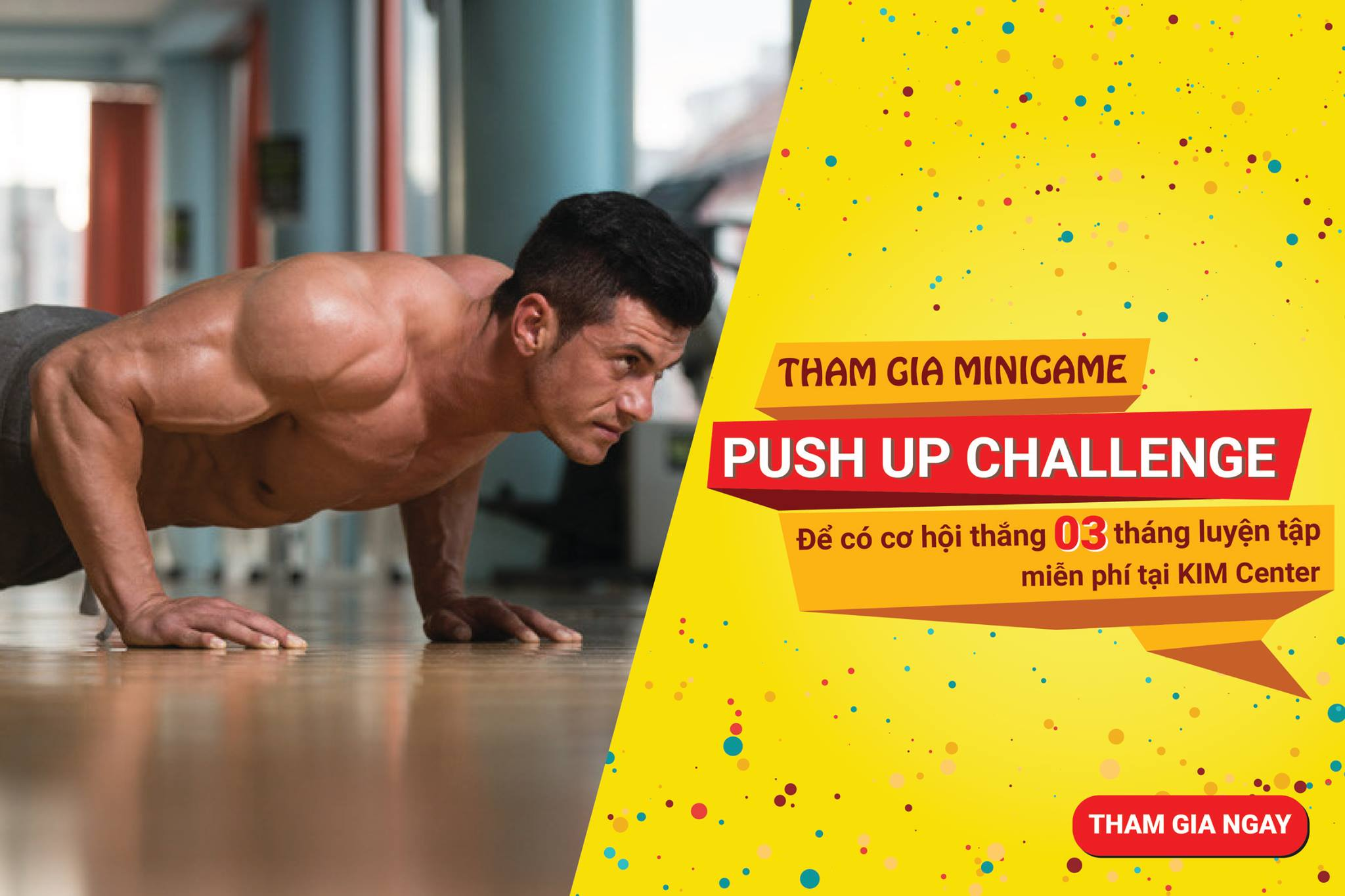 minigame push up
